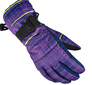 Ski Gloves Women's Men's Unisex Activity/ Sports GlovesKeep Warm Waterproof Windproof Snowproof Breathable Anti-skidding Wearproof