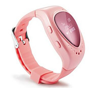 A6 Children Smart GPS Positioning Watch Mobile Phone Positioning 360 Tracking Anti-Lost