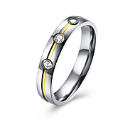 Ring Imitation Diamond Fashion