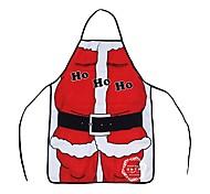 рождественские украшения Санта-Клаус фартук Whimsy новизны подарок для кухонного фартука Санта мешки NAVIDAD Natal
