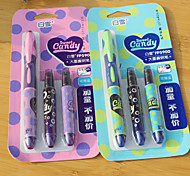 Large Volume Direct Liquid Type Change Pen