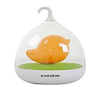Others Wireless Others Birdcage Light Control Touch LED Night Light Azul / Rosa / Amarillo / Naranja