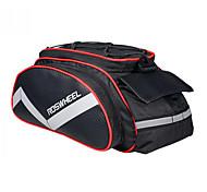 Roswheel® Mountain Road Cycling Bicycle Bike Pannier Rear Seat Bag Tail Shoulder Handbag 13L
