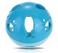 Pet Cat Kitten Toy Bell Balls Ball Interactive Play Fun