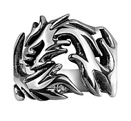 Ring Jewelry Steel Silver Jewelry Halloween Daily Casual 1pc