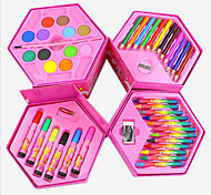 46Pcs Watercolor Pen Set