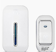 Chdele Waterproof Creative Digital Wireless Doorbell Remote Sensing