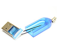 Mini USB 2.0 Micro SD TF T-Flash Memory Card Reader Adapter