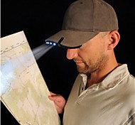 5LED Headlight HeadLamp Flashlight Cap Hat Torch Light Lamp Outdoor Fishing Camping Hunting Clip-On Super Bright