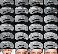 24pcs Selling Device Tools Aid Eyebrow Eyebrow Thrush
