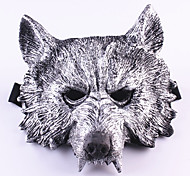 Halloween Masks / Masquerade Masks Wolf Head Holiday Supplies Halloween 1PCS