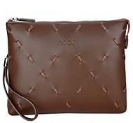 Travel Passport Holder & ID Holder Travel Storage Waterproof / Dust Proof / Portable Genuine Leather