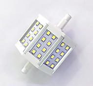 7 R7S LED a pannocchia T 24LED SMD 2835 680LM-800LM lm Bianco caldo / Luce fredda Decorativo AC 85-265 V 1 pezzo