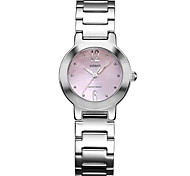 Casio Women's Quartz Casual Watch with Steel Band LTP-1191A-4A1
