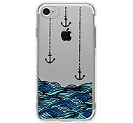 Ship's Anchor  TPU Case For Iphone 7 7Plus 6S/6 6Plus/5 5S SE
