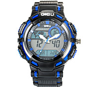 Men's Smart Watch Sport Military Style Waterproof Sport Japanese Quartz Watches Shock  Relogio Digital Watch