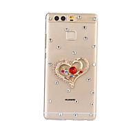 DIY Love Heart Pattern PC Hard Case for Huawei P9 Plus LITE P8 LITE Honor 8 7 6 6Plus 5C 5X 4X 4C 4A Mate 9 8 7