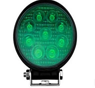 Green Green Led Work Light Led Spotlights 27w Lamp