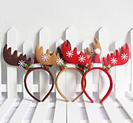 Christmas Ornaments Christmas Snowflakes & Antler Style Headband