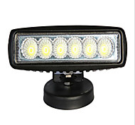 Work Lights LED Off - Road Car Dome 18w Long Strip Lights Automotive LED Lighting