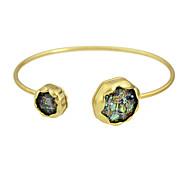 Colorful Rhinestone Cuff Bangles Bracelets