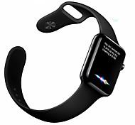 liveer 38/42 millimetri di sport della fascia di gomma per l'orologio di Apple serie 1/2
