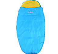 Sleeping Bag Slumber Bag Single 10 Down 1000g 190X50 Camping / Traveling / IndoorWaterproof / Rain-Proof / Windproof / Well-ventilated /
