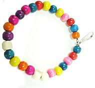 портативный многоцветные woodbird toys1pc