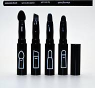 4 Makeup Brushes Set Nylon Professional / Travel / Portable Plastic Eye Others