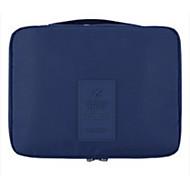 Makeup Storage Cosmetic Bag / Makeup Storage Nylon Solid 21*13*5