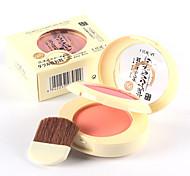 2 Blush Matte Cream Coloured gloss Face Pink / Orange China