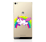 For Huawei P9 P9 lite P8 P8 lite Unicorn TPU Soft Case Cover