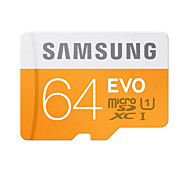 Samsung 64GB TF Micro SD Card scheda di memoria UHS-1 Class10 EVO