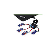 OCDAY 3.7V 600MAH 25C 1S1P 2.22WH Battery & Charger for Syma X5C X5SW X5SC
