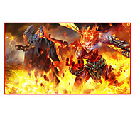 Fire monkey game mouse pad     400*900*2mm