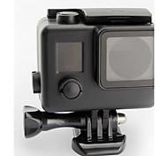 Accessories For GoPro Waterproof Housing Waterproof, For-Action Camera,Gopro Hero 3+ / Gopro Hero 4 Plastic