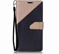 Для lg k10 k7 сплайсинг pu phone case для стило 2 ls775