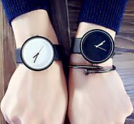 Муж. Модные часы Кварцевый / Цветной Материал Группа Повседневная Синий