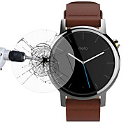 0.33mm Explosion Proof Anti Scratch Protective Film Screen Protector Tempered Glass for Moto 360 2nd(42mm)