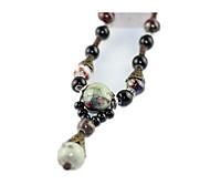 Женский Ожерелья с подвесками Керамика Уникальный дизайн Бижутерия Назначение Повседневные
