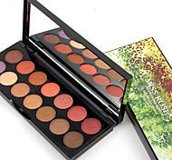 Women Pro Cosmetic Makeup 14 Full Colors Eyeshadow Palette Eye Shadow Waterproof Make Up Miss Rose Quality Assurance