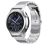 Stainless Steel Metal Replacement Smart Watch Strap Bracelet for Samsung Gear S3 Frontier Samsung Gear S3 Classic