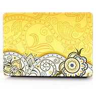 Flowers and Plants Pattern MacBook Computer Case For MacBook Air11/13 Pro13/15 Pro with Retina13/15 MacBook12
