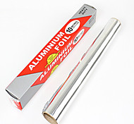 1PC Baking Tools Barbecue Tin Foil Barbecue Aluminum Foil Thickening Of Cake Tin Foil Paper 10 Meters The Oven With