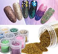 1pcs Sequins Nail Art Decoration Color Powder