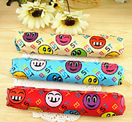 Cartoon Expression Pattern Pen Bag