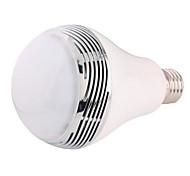 6W E26/E27 Slimme LED-lampen G80 20 SMD 5050 400 lm RGB Dimbaar / Decoratief / Bluetooth AC 85-265 V 1 stuks