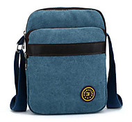 15 L Shoulder Bag Waist Bag/Waistpack Sling & Messenger Bag Climbing Leisure Sports Waterproof Breathable Shockproof Nylon