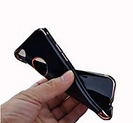 Назначение Кейс для iPhone 7 Кейс для iPhone 7 Plus Кейс для iPhone 6 Чехлы панели Защита от удара Покрытие Задняя крышка Кейс для