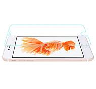 Pacote da película nillkin h à prova de explosão de vidro temperado de protecção adequado para Apple iPhone 7 mais